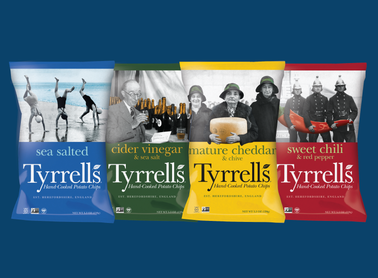 Homepage Scroller Mobile Template Tyrrells